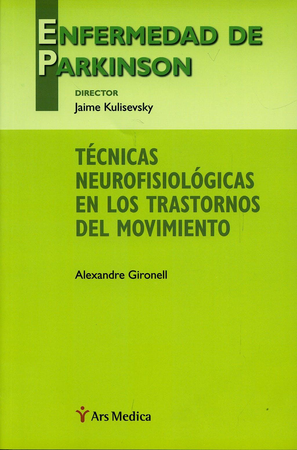 Portada del libro 9788497513265 Tecnicas Neurofisiologicas en los Trastornos del Movimiento
