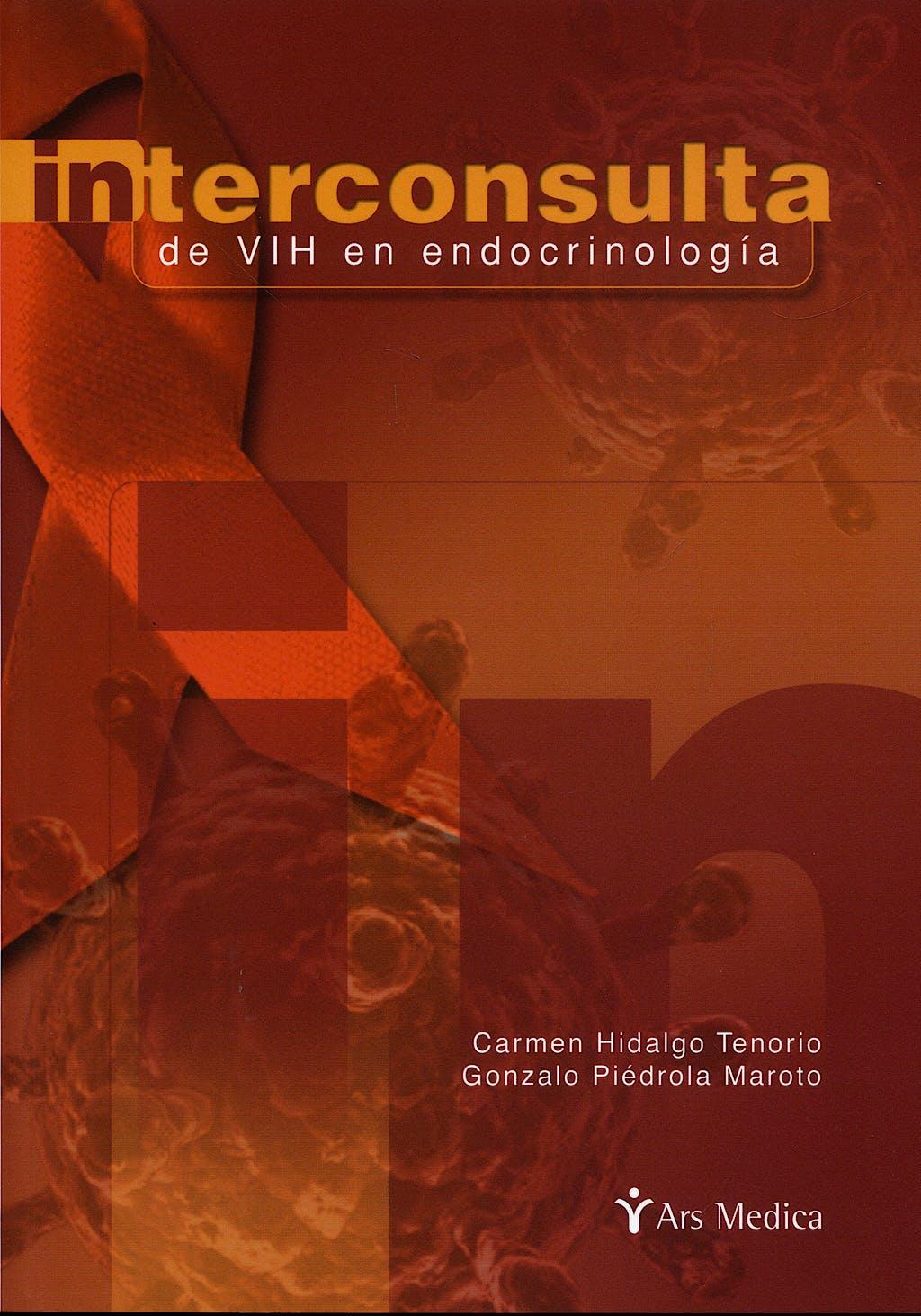 Portada del libro 9788497513807 Interconsulta de Vih en Endocrinologia