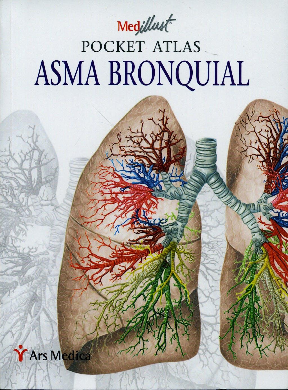 Portada del libro 9788497514224 Pocket Atlas Asma Bronquial
