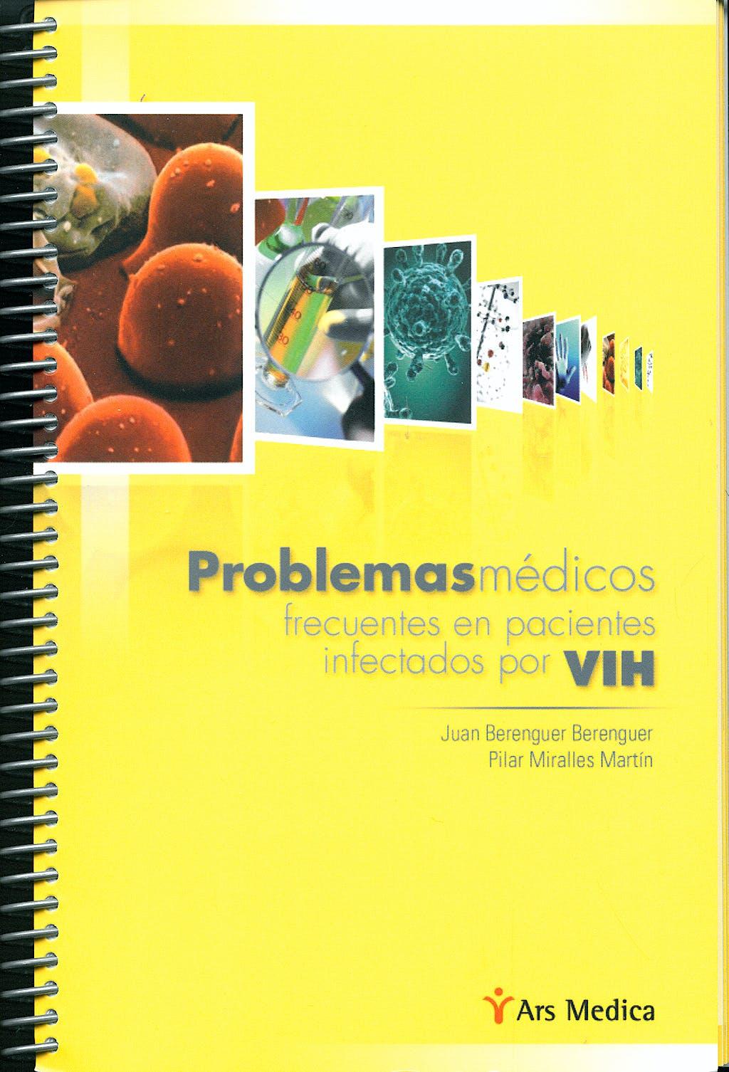 Portada del libro 9788497514538 Problemas Medicos Frecuentes en Pacientes Infectados por Vih