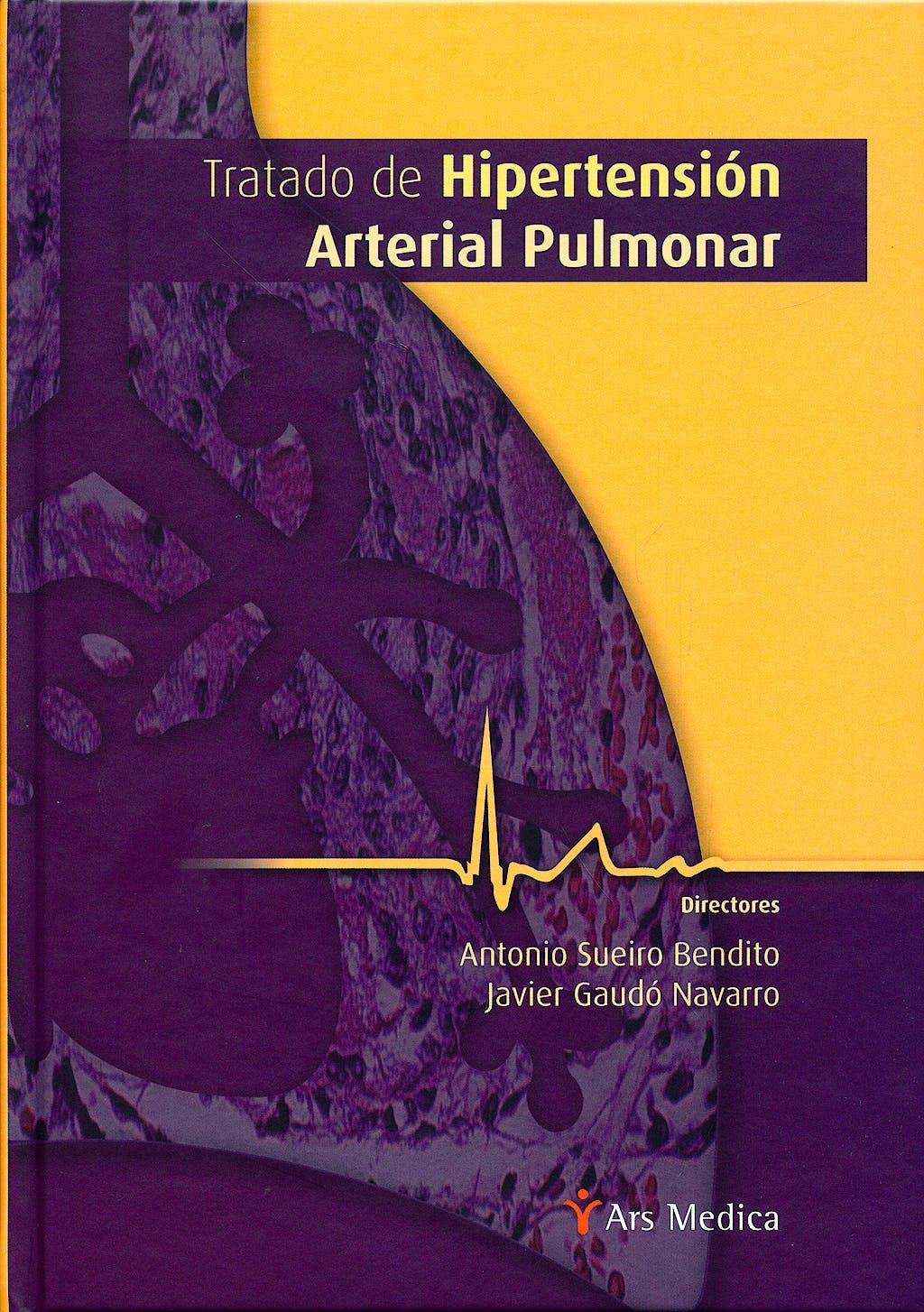 Portada del libro 9788497514637 Tratado de Hipertension Arterial Pulmonar
