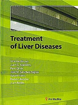 Portada del libro 9788497514811 Treatment of Liver Diseases