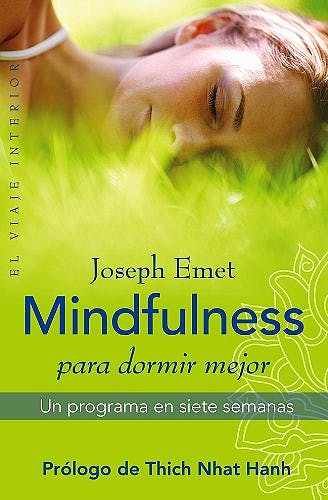 Portada del libro 9788497546638 Mindfulness para Dormir Mejor. un Programa en Siete Semanas