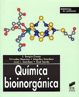 Portada del libro 9788497560276 Química Bioinorgánica