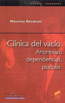 Portada del libro 9788497560979 Clinica del Vacio