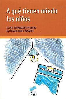 Portada del libro 9788497561020 A que Tienen Miedo los Niños
