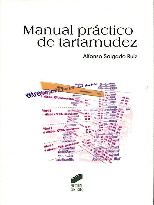 Portada del libro 9788497562799 Manual Practico de la Tartamudez