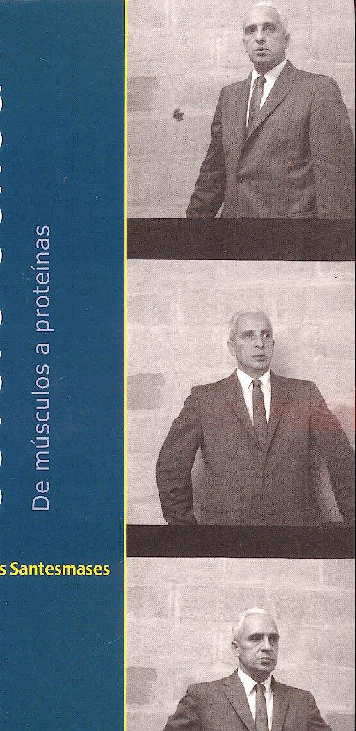 Portada del libro 9788497563116 Severo Ochoa. de Musculos a Proteinas