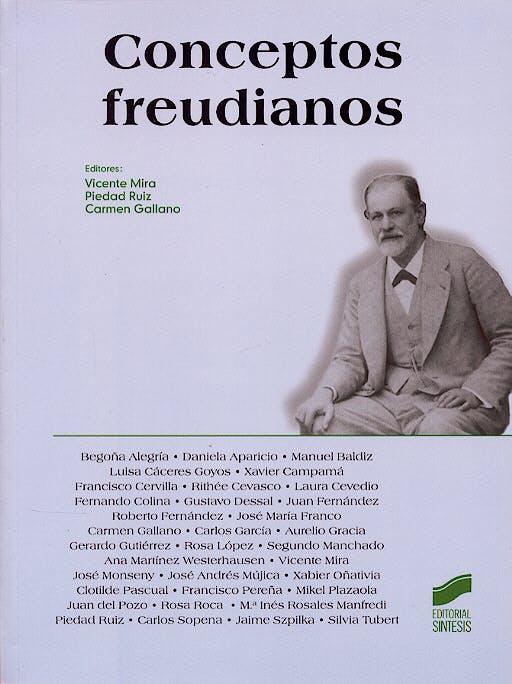 Portada del libro 9788497563123 Conceptos Freudianos