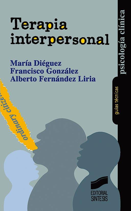 Portada del libro 9788497563666 Terapia Interpersonal