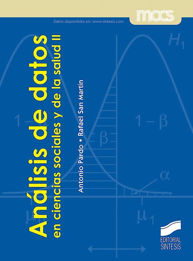Portada del libro 9788497567046 Análisis de Datos en Ciencias Sociales y de la Salud II