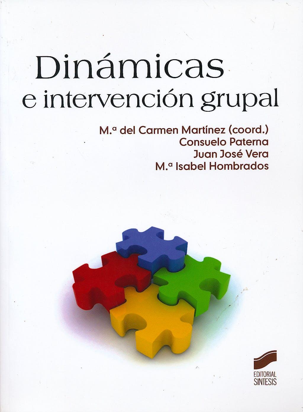 Portada del libro 9788497567190 Dinamicas e Intervencion Grupal