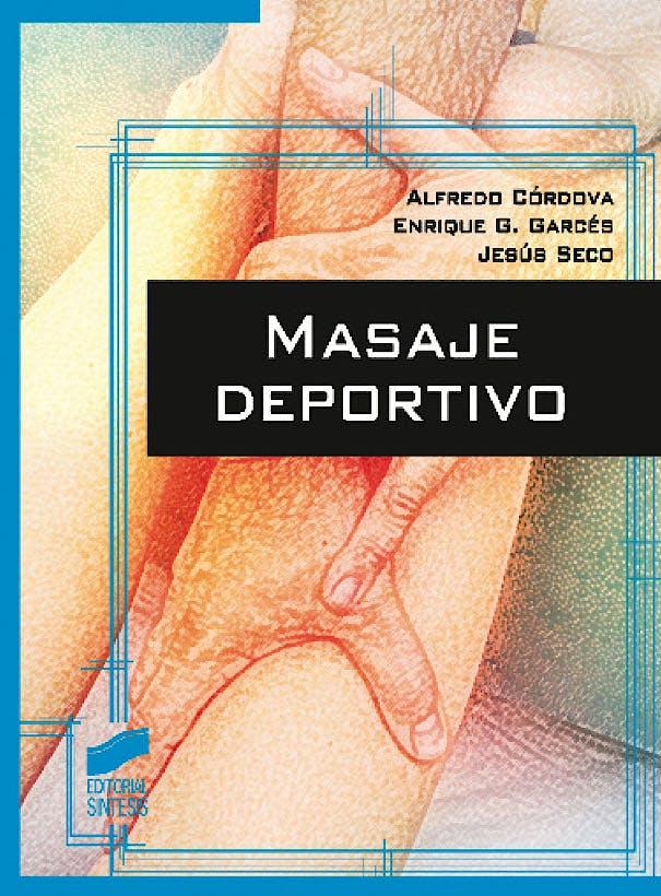 Portada del libro 9788497568180 Masaje Deportivo