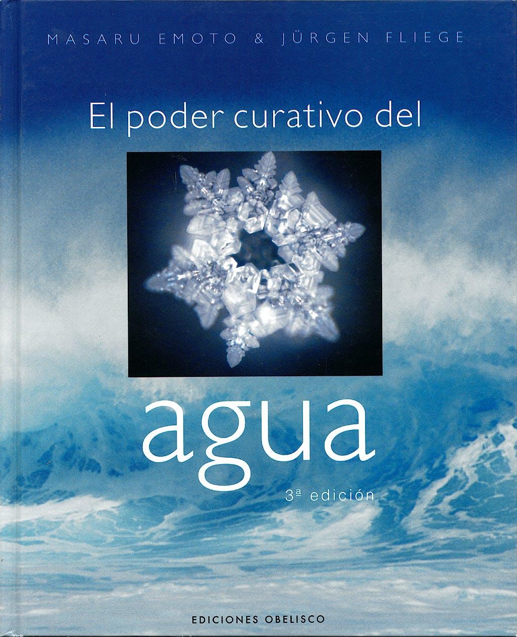 Portada del libro 9788497772990 El Poder Curativo del Agua