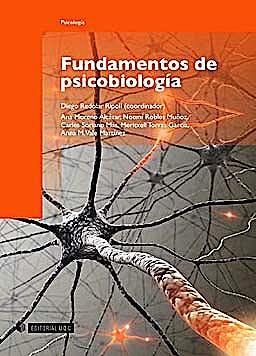 Portada del libro 9788497888660 Fundamentos de Psicobiologia