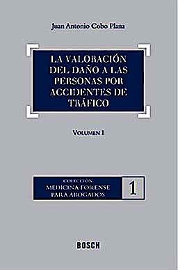 Portada del libro 9788497901703 La Valoracion del Daño a las Personas por Accidente de Trafico, Vol. I
