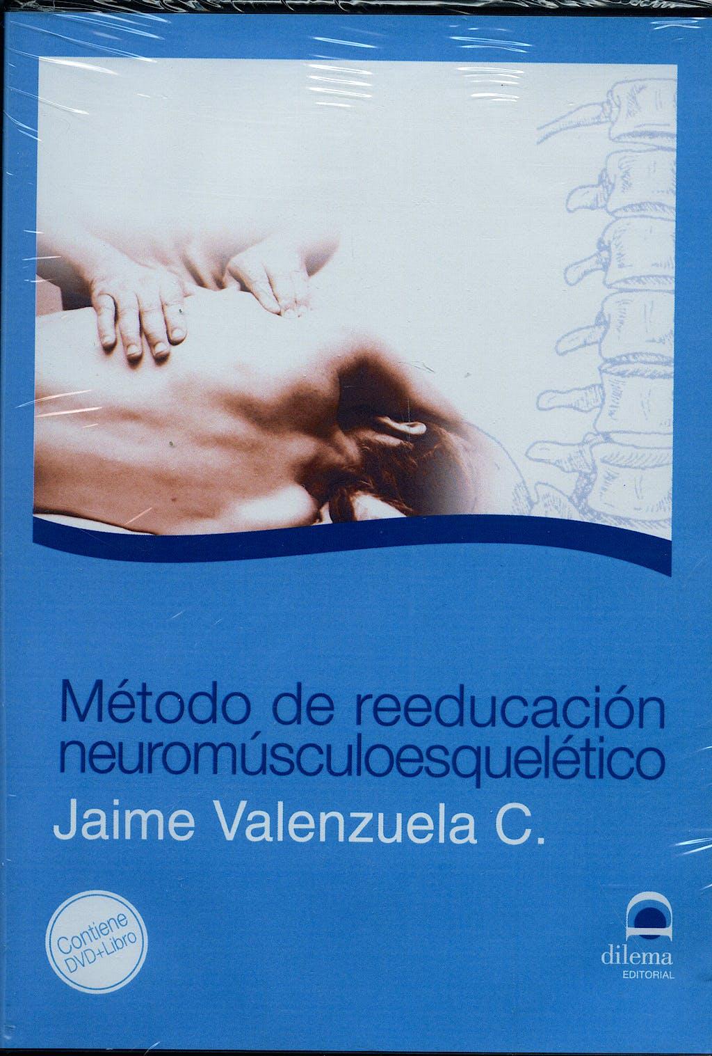 Portada del libro 9788498271683 Metodo de Reeducacion Neuromusculoesqueletico (Libro + Dvd)