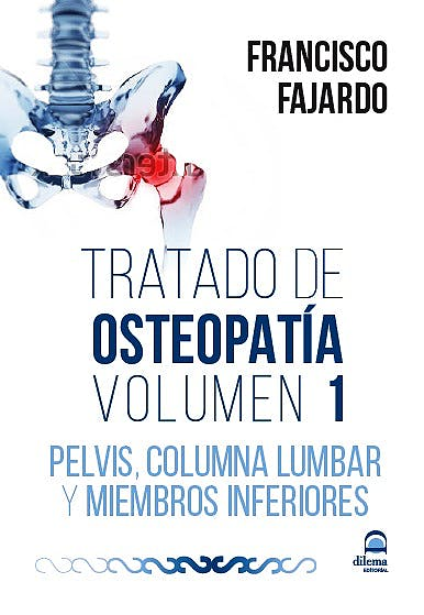 Portada del libro 9788498273342 Tratado de Osteopatía, Vol. 1: Pelvis, Columna Lumbar, Miembros Inferiores (2 DVDs + Libro)