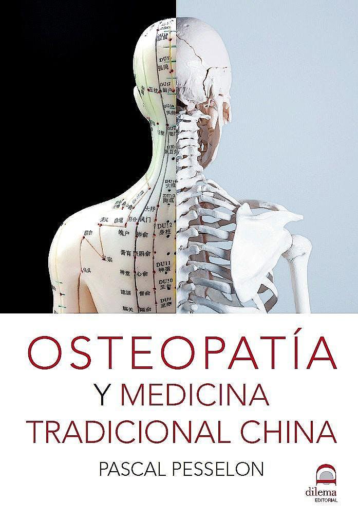 Portada del libro 9788498274448 Osteopatía y Medicina Tradicional China