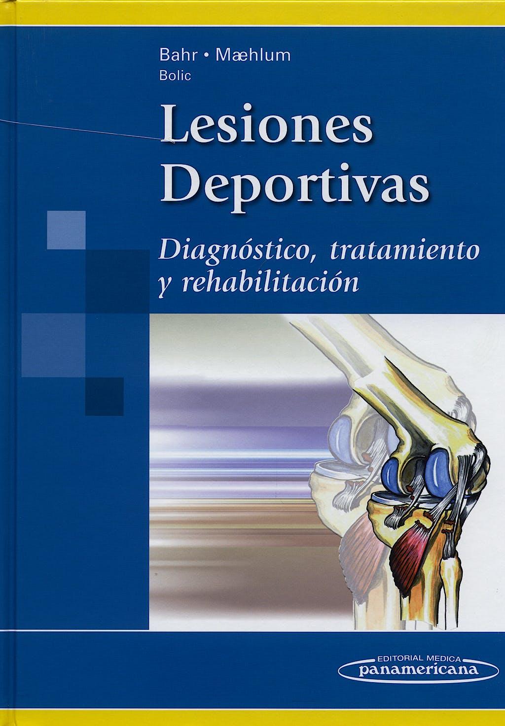 Portada del libro 9788498350067 Lesiones Deportivas. Diagnóstico, Tratamiento y Rehabilitación