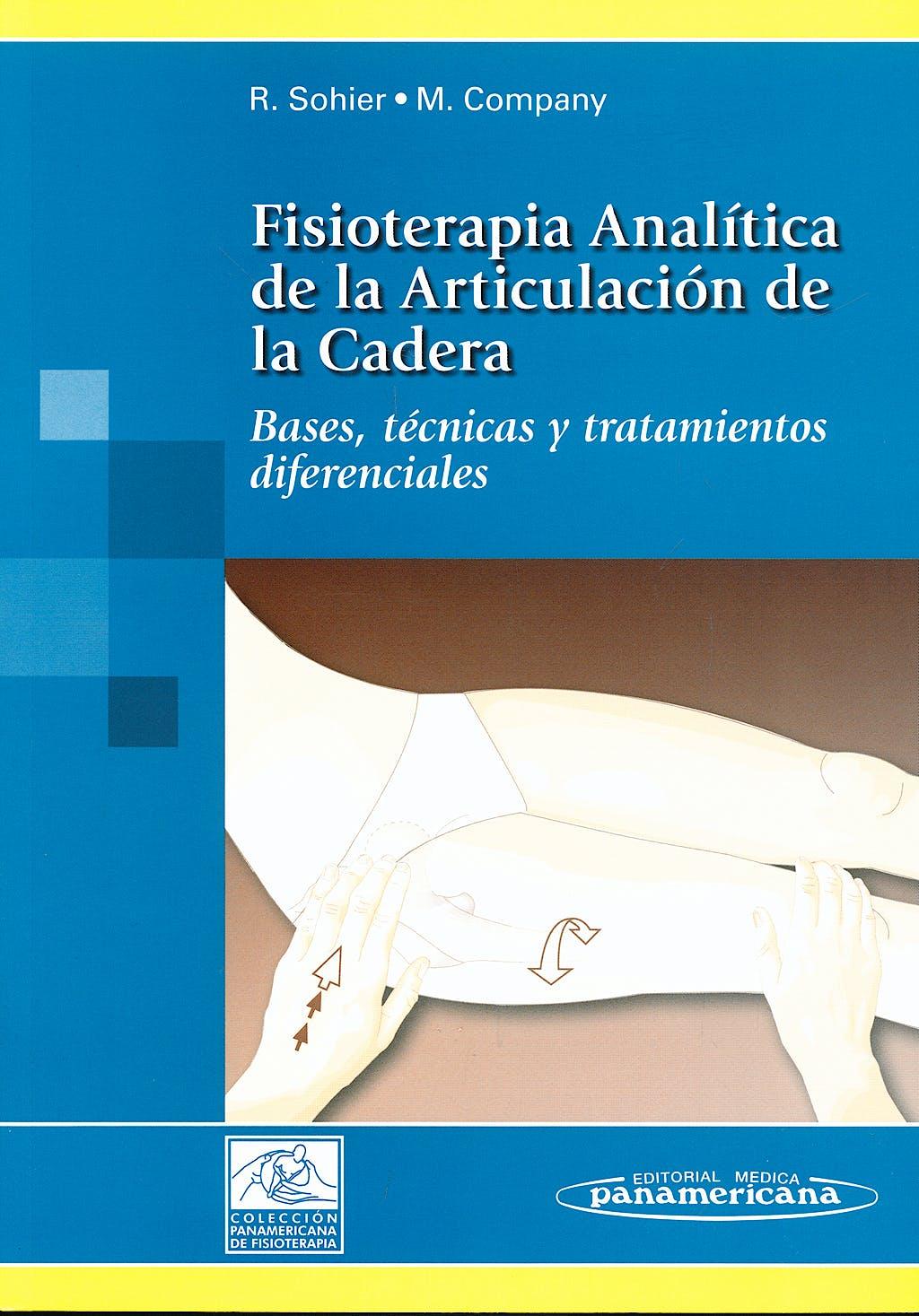 Portada del libro 9788498350531 Fisioterapia Analítica de la Articulación de la Cadera