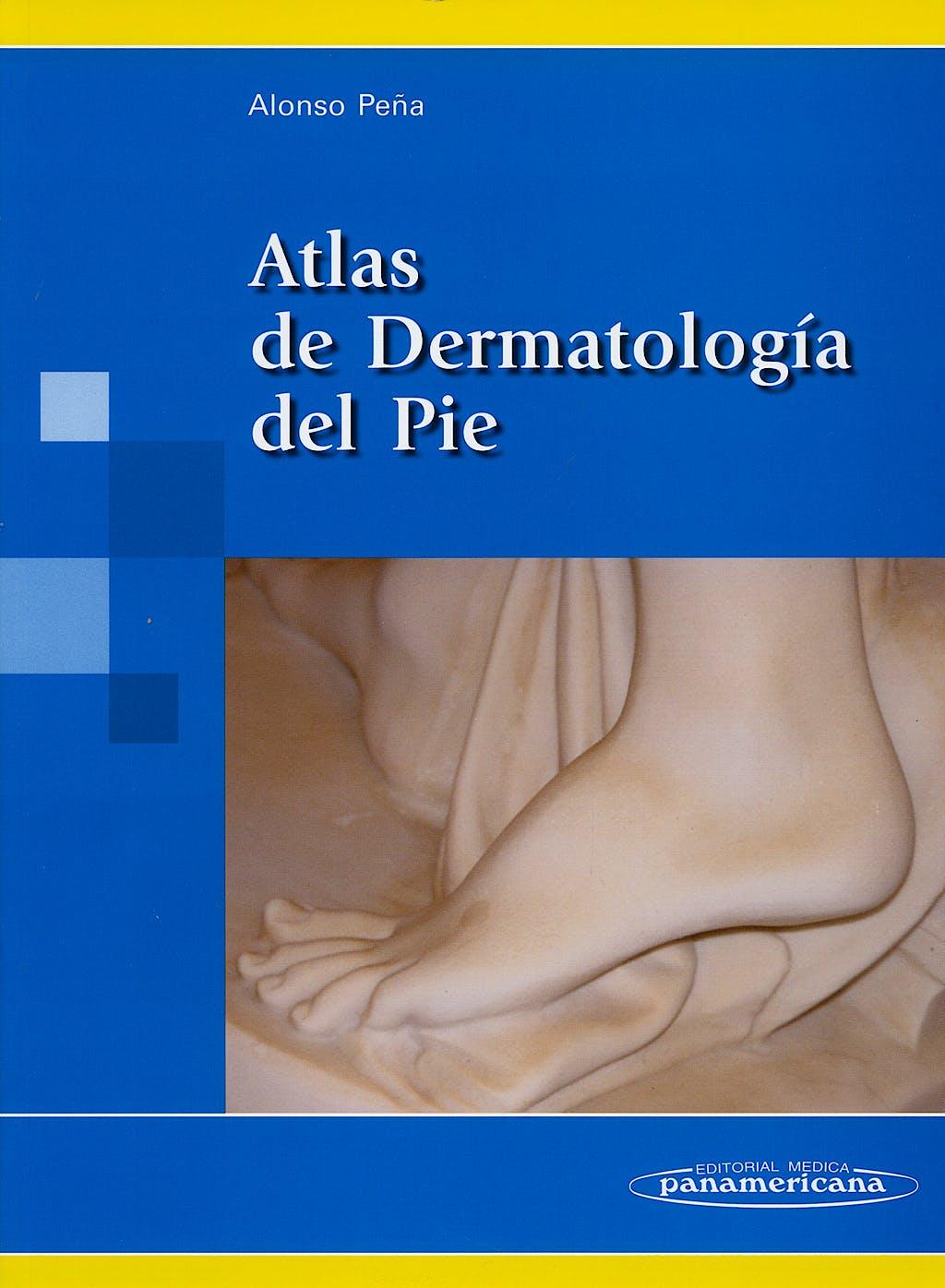 Portada del libro 9788498350623 Atlas de Dermatología del Pie