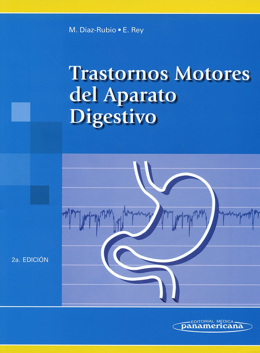 Portada del libro 9788498351125 Trastornos Motores del Aparato Digestivo
