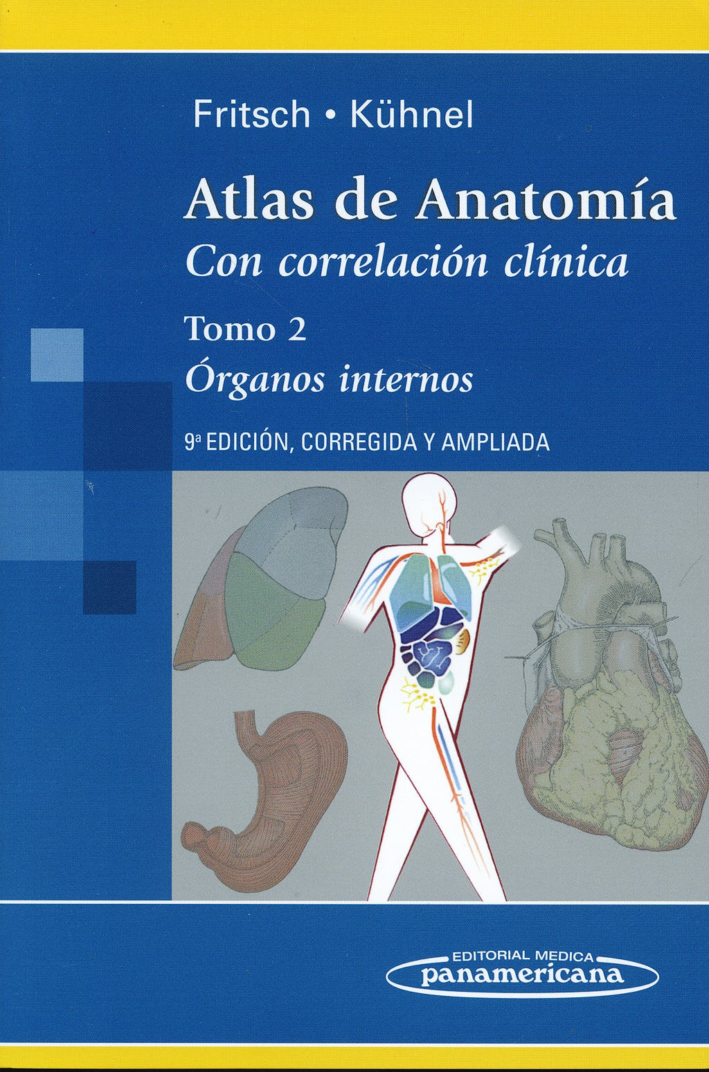 Producto: Atlas de Anatomía con Correlación Clínica, Tomo 2: Órganos ...