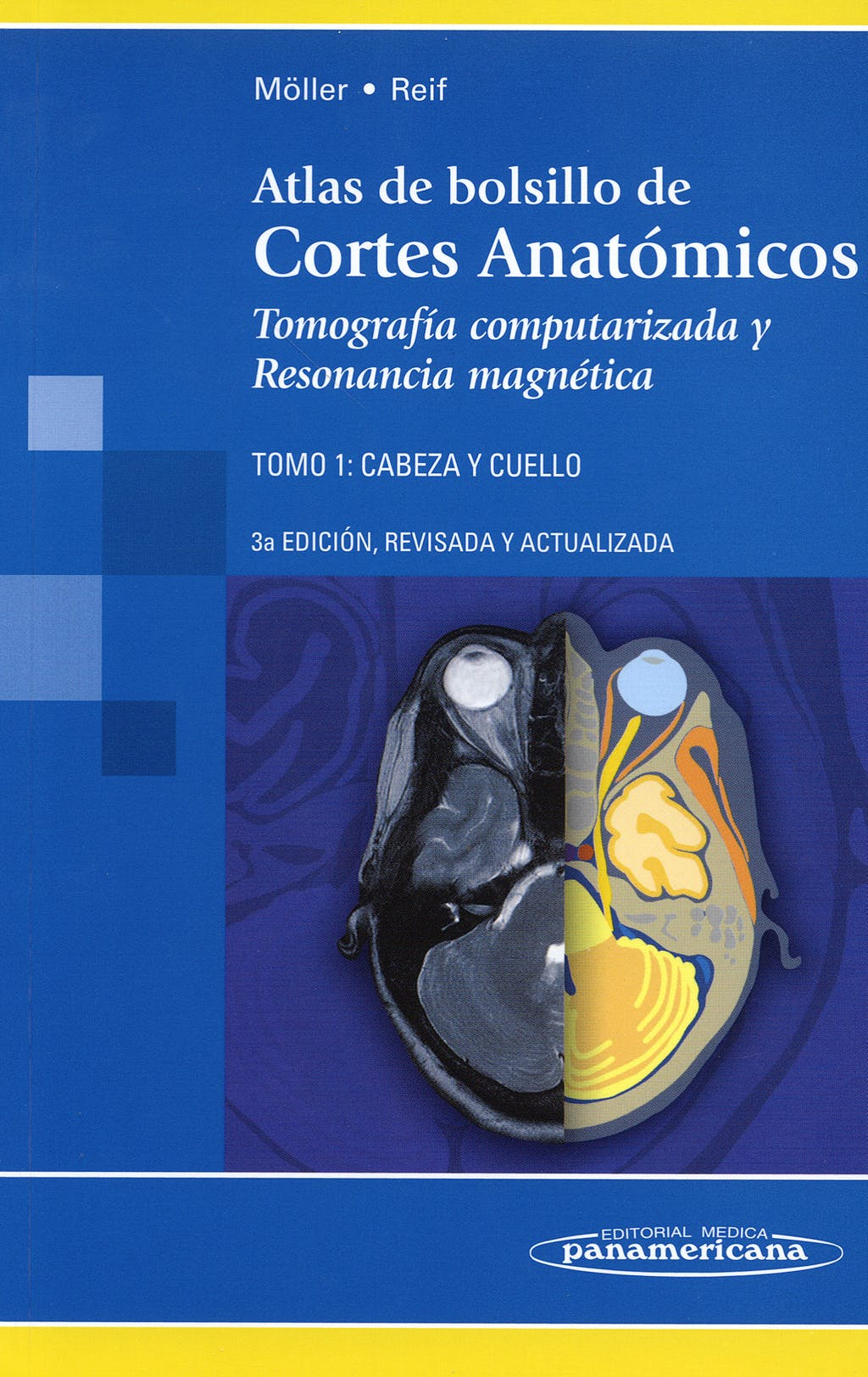 Producto: Atlas de Bolsillo de Cortes Anatómicos. Tomografía ...