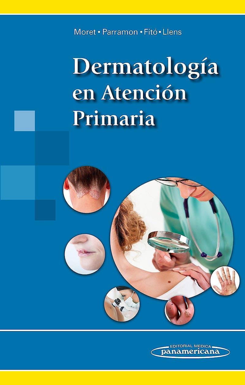 Portada del libro 9788498351590 Dermatología en Atención Primaria
