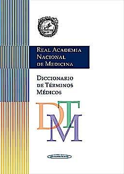 Portada del libro 9788498351835 Diccionario de Términos Médicos