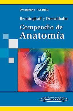 Portada del libro 9788498352016 Benninghoff y Drenckhahn Compendio de Anatomia