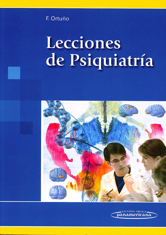 Portada del libro 9788498352115 Lecciones de Psiquiatría