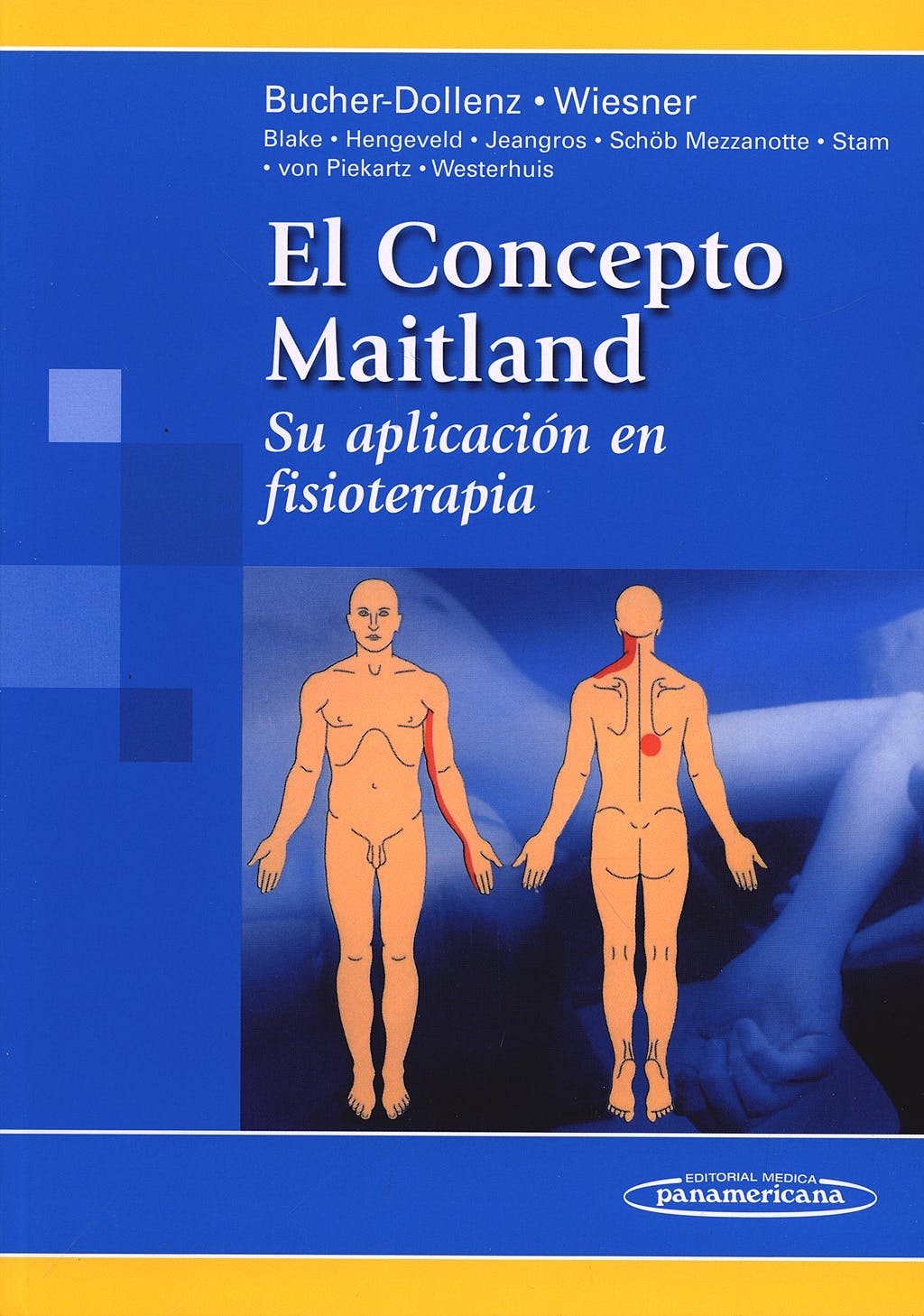 Portada del libro 9788498352139 El Concepto Maitland. Su Aplicación en Fisioterapia