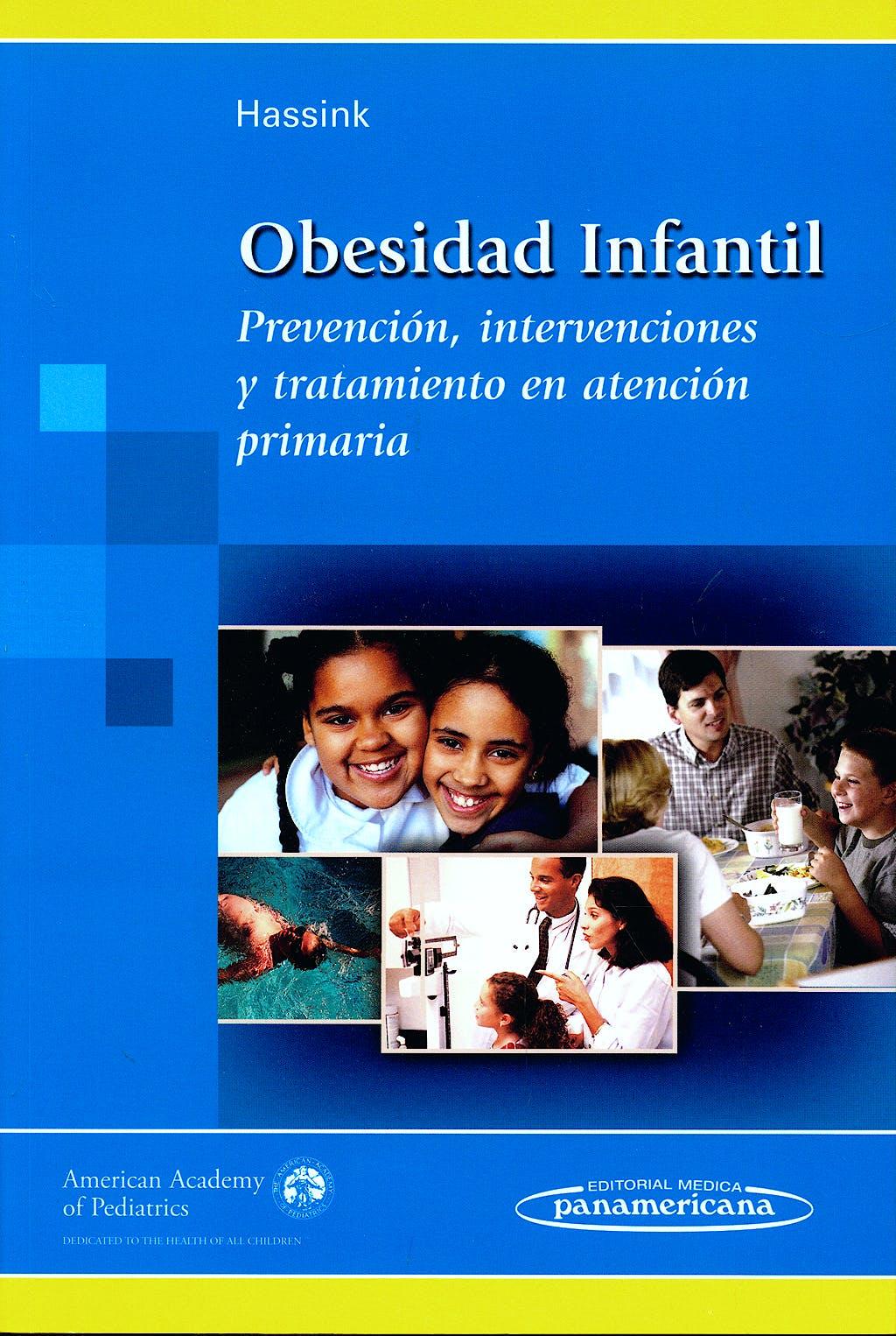 Portada del libro 9788498352375 Obesidad Infantil. Prevencion, Intervenciones y Tratamiento en Atencion Primaria