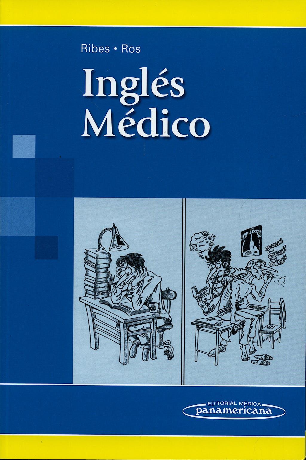 Portada del libro 9788498352481 Ingles Medico