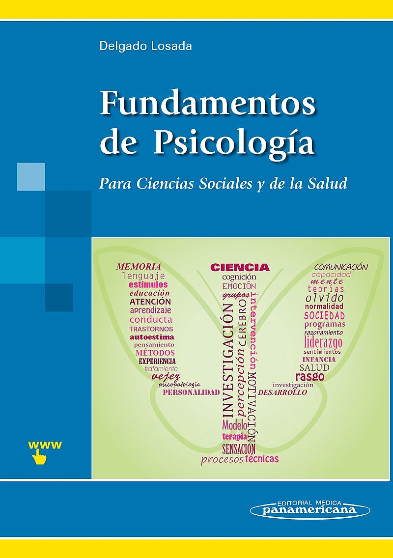 Portada del libro 9788498352535 Fundamentos de Psicología. Para Ciencias Sociales y de la Salud + Acceso Online