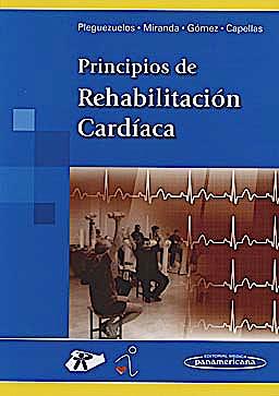 Portada del libro 9788498352771 Principios de Rehabilitación Cardíaca