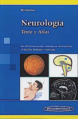 Portada del libro 9788498352795 Neurología. Texto y Atlas