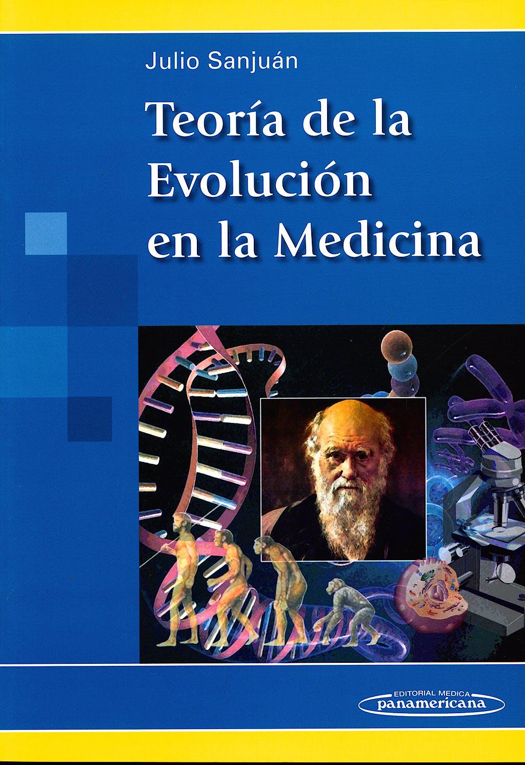 Portada del libro 9788498353051 Teoría de la Evolución en la Medicina