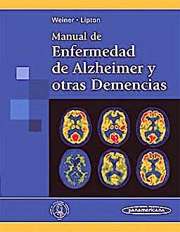 Portada del libro 9788498353228 Manual de Enfermedad de Alzheimer y Otras Demencias