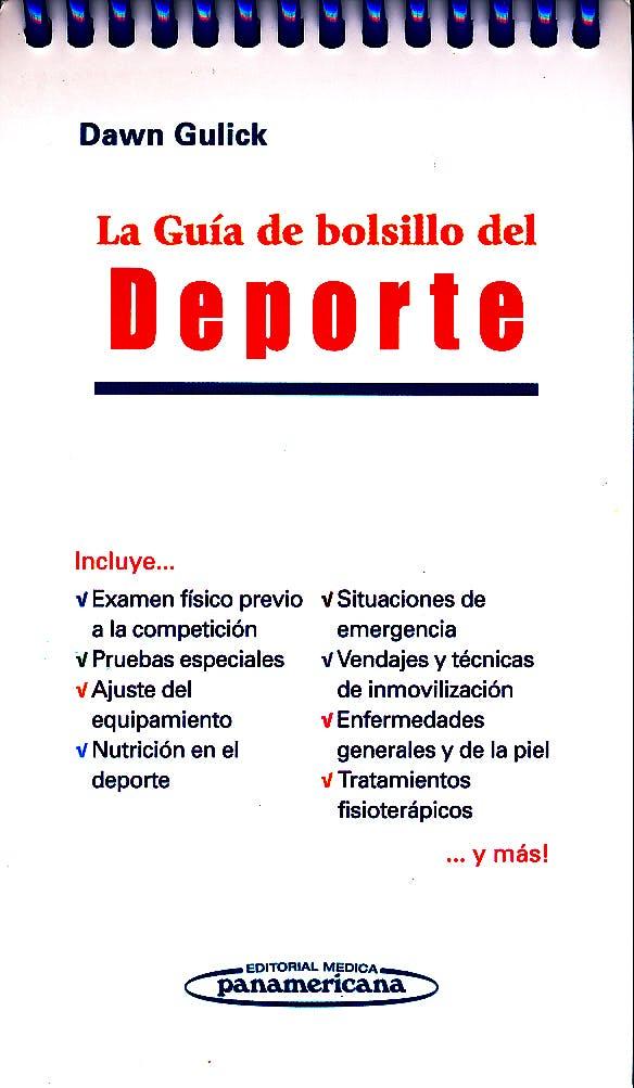 Portada del libro 9788498353792 La Guía de Bolsillo del Deporte