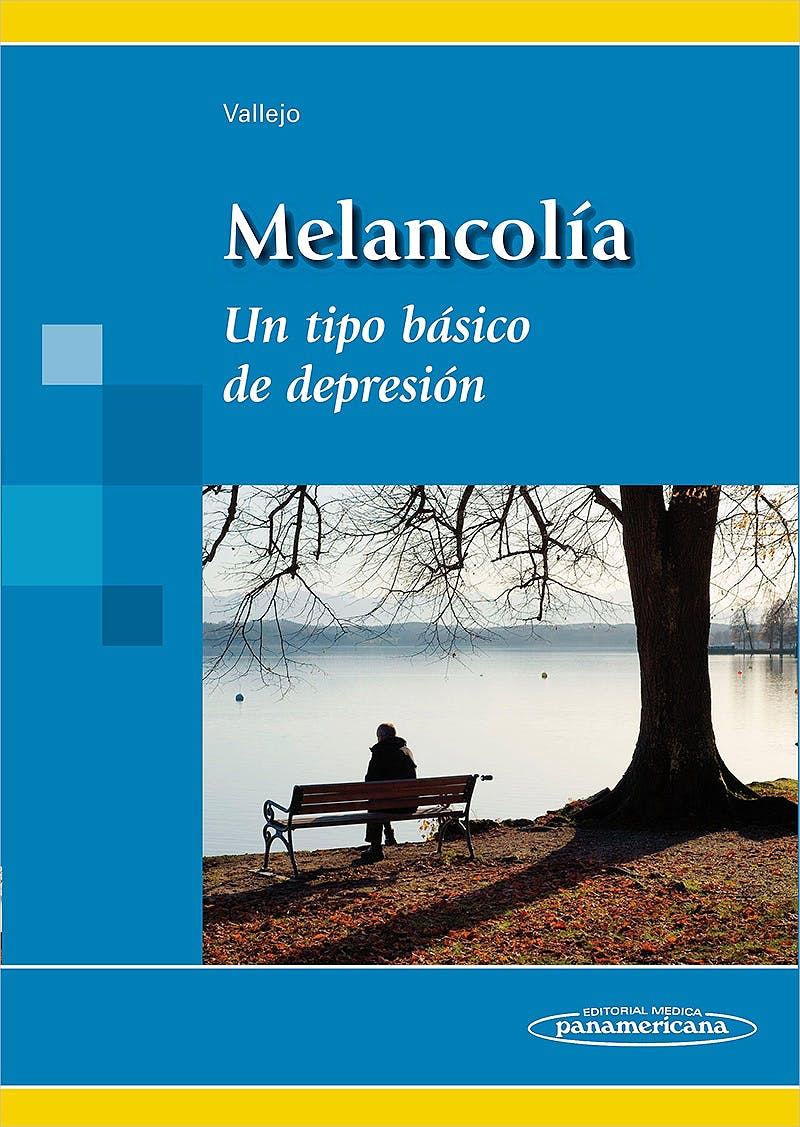 Portada del libro 9788498353815 Melancolia. un Tipo Basico de Depresion