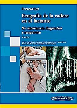 Portada del libro 9788498353877 Ecografia de la Cadera en el Lactante. Su Importancia Diagnostica y Terapeutica