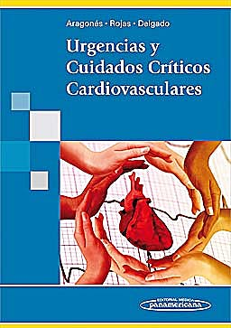 Portada del libro 9788498354065 Urgencias y Cuidados Críticos Cardiovasculares