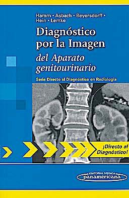 Portada del libro 9788498354164 Diagnóstico por la Imagen del Aparato Genitourinario (Directo al Diagnóstico en Radiología)