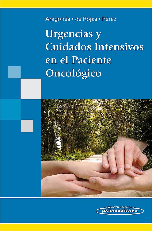 Portada del libro 9788498354331 Urgencias y Cuidados Intensivos en el Paciente Oncologico
