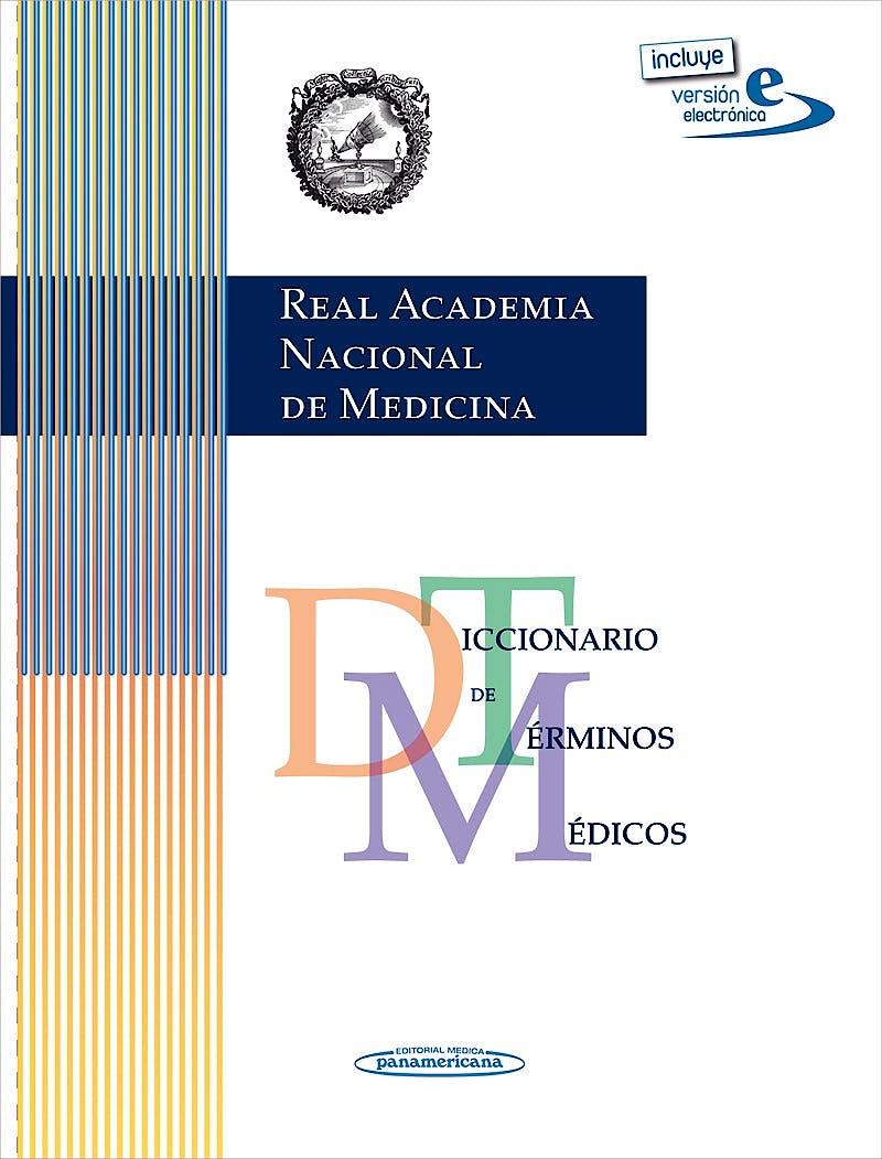 Portada del libro 9788498354508 Diccionario de Terminos Medicos + Version Electronica