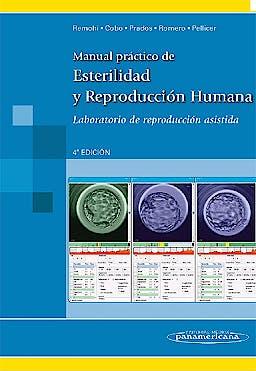 Portada del libro 9788498354577 Manual Práctico de Esterilidad y Reproducción Humana. Laboratorio de Reproducción Asistida