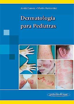 Portada del libro 9788498355222 Dermatología para Pediatras